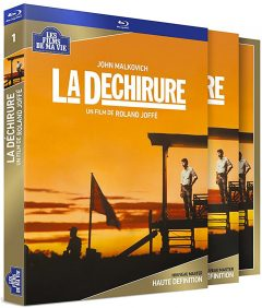 La Déchirure (1984) de Roland Joffé - Packshot Blu-ray