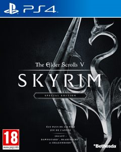 The Elder Scrolls V : Skyrim Special Edition - PlayStation 4