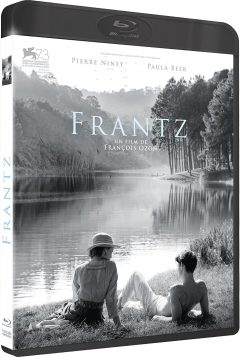 Frantz (2016) de François Ozon - Packshot Blu-ray