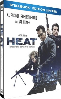 Heat (Édition 2017) - Packshot Blu-ray