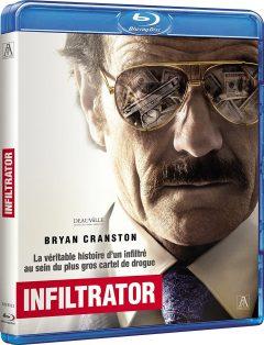 Infiltrator (2016) de Brad Furman - Packshot Blu-ray