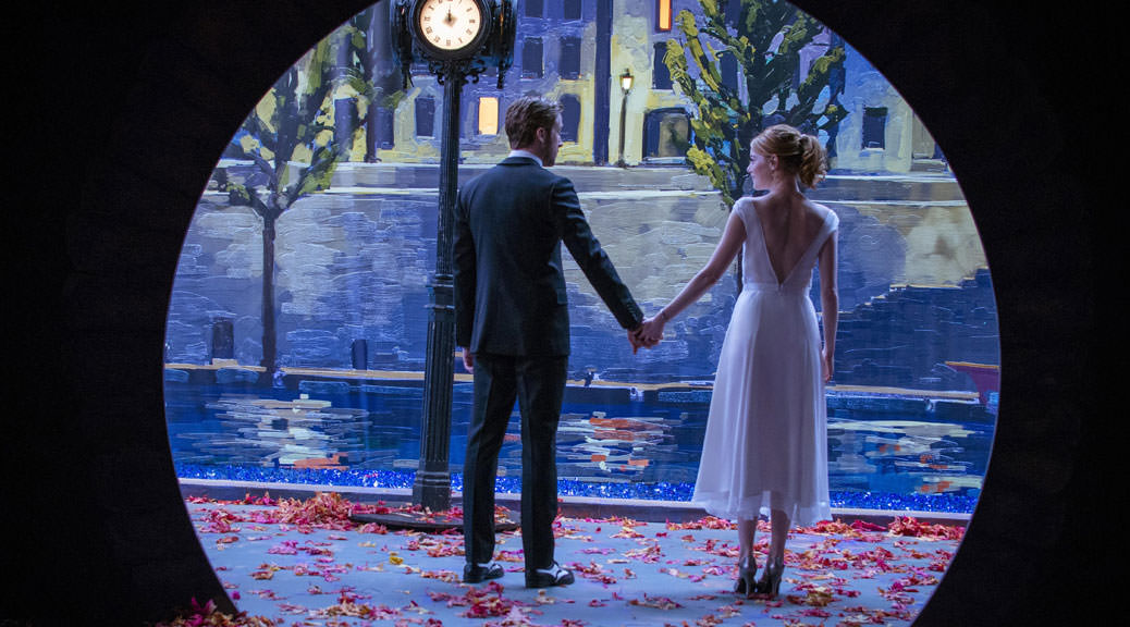 La La Land - Image Une Critique