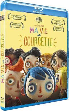 Ma vie de courgette - Packshot Blu-ray