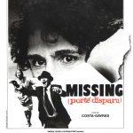 Missing - Affiche FR 1982