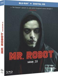 Mr. Robot Saison 2 - Jaquette Blu-ray
