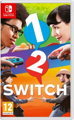 1, 2 Switch - Nintendo Switch