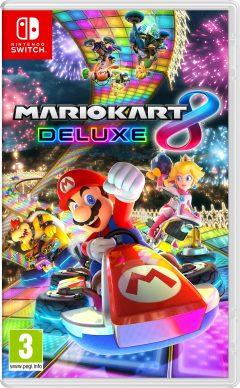 Mariokart 8 Deluxe - Nintendo Switch