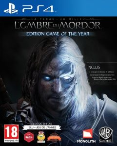 La Terre du Milieu : L'Ombre du Mordor – Édition Game of the Year - PlayStation 4