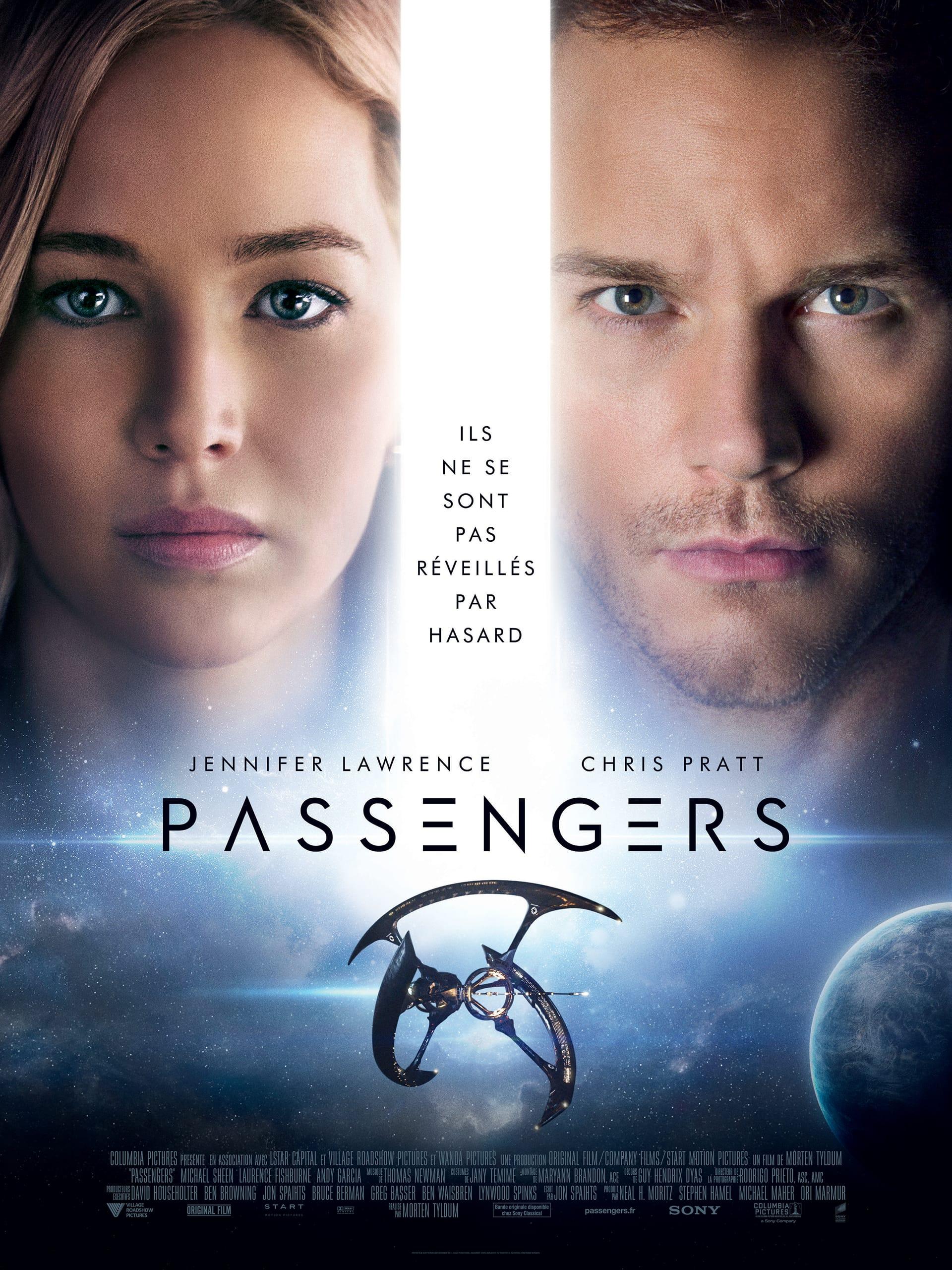 fiche film passengers 2016 fiches films digitalciné