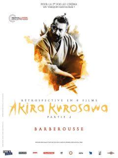 Rétrospective Kurosawa - Partie 2 - Barberousse - Affiche