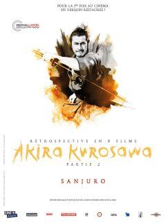 Rétrospective Kurosawa - Partie 2 - Sanjuro - Affiche