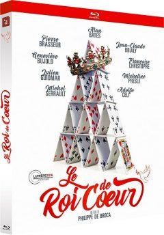 Le Roi de Coeur (1966) de Philippe de Broca - Packshot Blu-ray