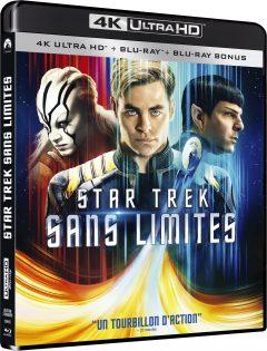 Star Trek Sans limites (2016) de Justin Lin - Packshot Blu-ray 4K Ultra HD