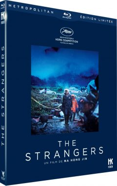 The Strangers (2016) de Na Hong-jin - Packshot Blu-ray