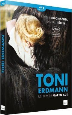 Toni Erdmann (2016) de Maren Ade - Packshot Blu-ray