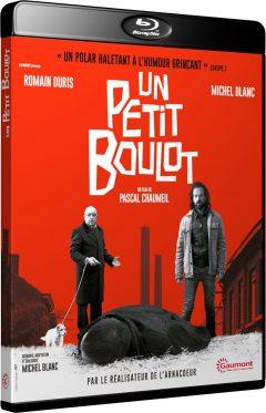 Un petit boulot (2016) de Pascal Chaumeil - Packshot Blu-ray