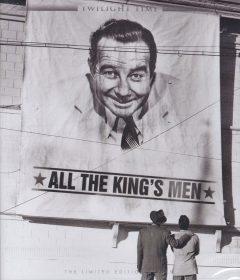 All the King's men (Les Fous du roi) - Packshot Blu-ray