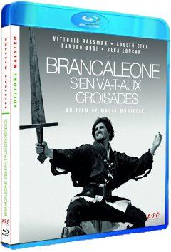 Brancaleone s'en va-t-aux croisades (1970) de Mario Monicelli - Packshot Blu-ray
