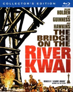 Bridge on the River Kwai - Jaquette Blu-ray US