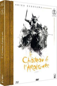 Le Château de l'araignée (1957) de Akira Kurosawa - Packshot Blu-ray