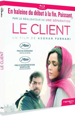 Le Client (2016) de Asghar Farhadi - Packshot Blu-ray