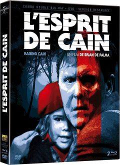 L'Esprit de Caïn (1992) de Brian De Palma - Packshot Blu-ray