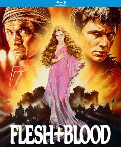 Flesh + Blood - Jaquette Blu-ray US