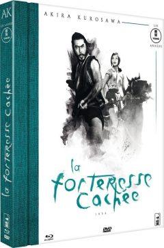 La Forteresse cachée (1958) de Akira Kurosawa - Packshot Blu-ray
