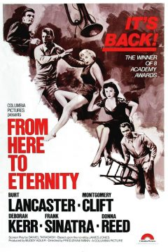 From Here to Eternity - Affiche US