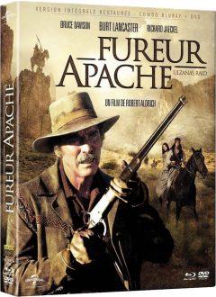 Fureur Apache (1972) de Robert Aldrich - Packshot Blu-ray