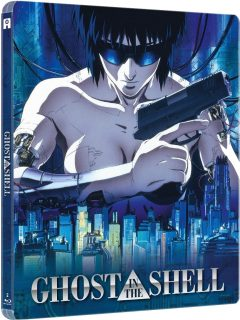 Ghost in the Shell (1995) de Mamoru Oshii - Packshot Blu-ray