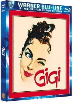 Gigi - Jaquette Blu-ray