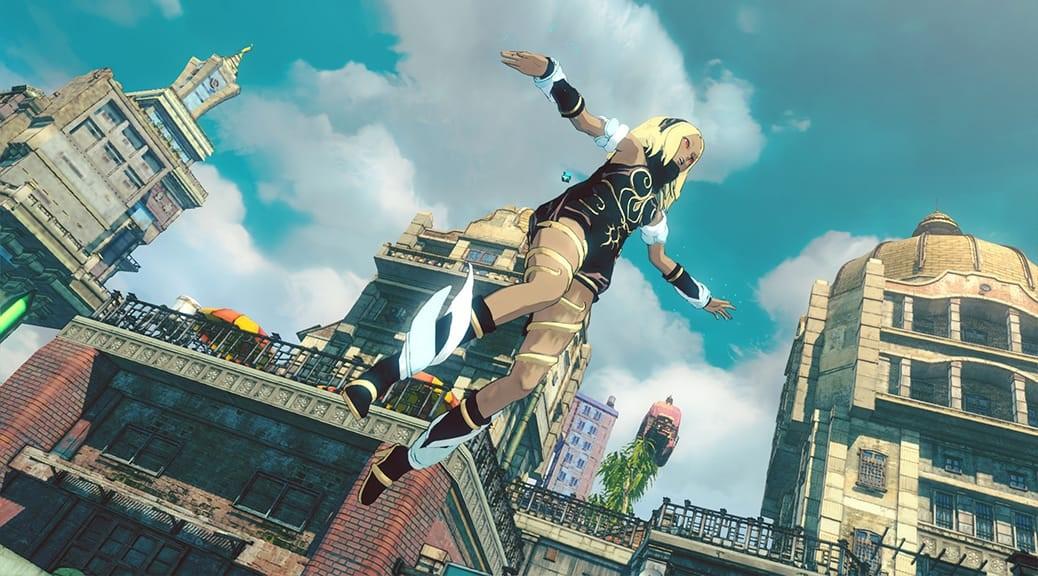Gravity Rush 2 - Image une jeu concours
