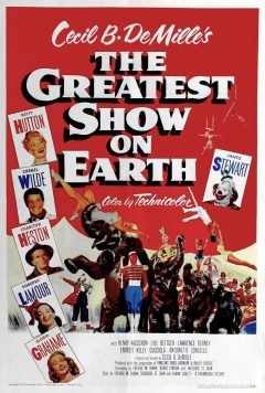 The Greatest Show on Earth - Affiche US