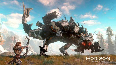 Horizon Zero Dawn - PlayStation 4