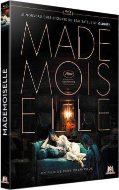 Mademoiselle (2016) de Park Chan-wook - Packshot Blu-ray