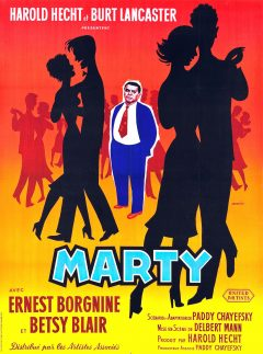 Marty - Affiche France