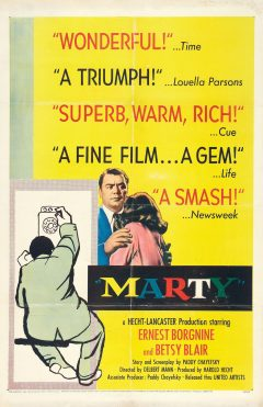 Marty - Affiche US