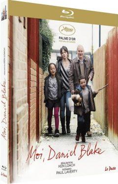 Moi, Daniel Blake (2016) de Ken Loach - Packshot Blu-ray