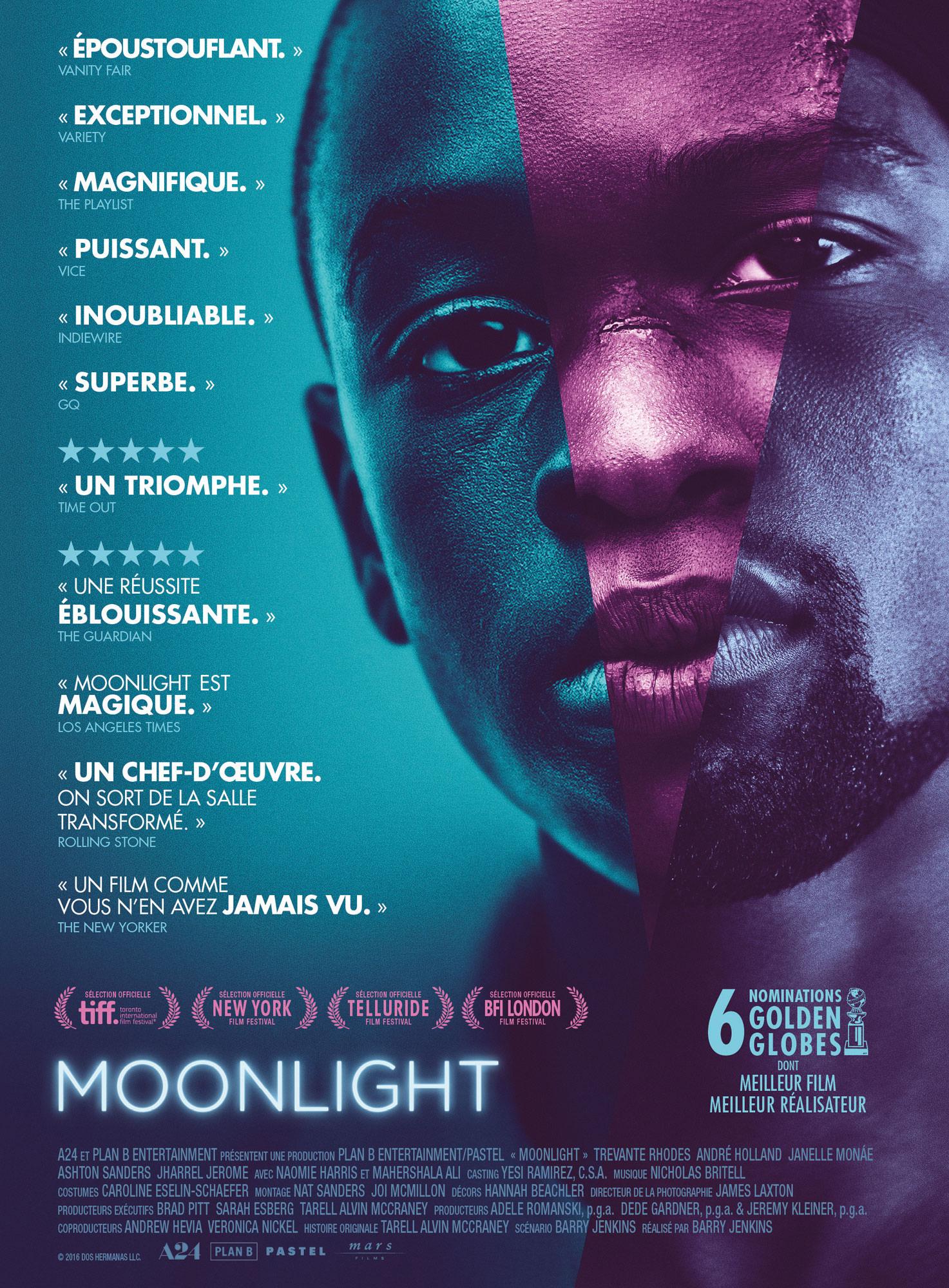Moonlight - Affiche