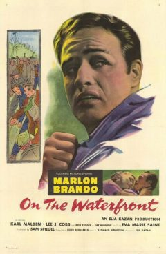 On the Waterfront - Affiche US
