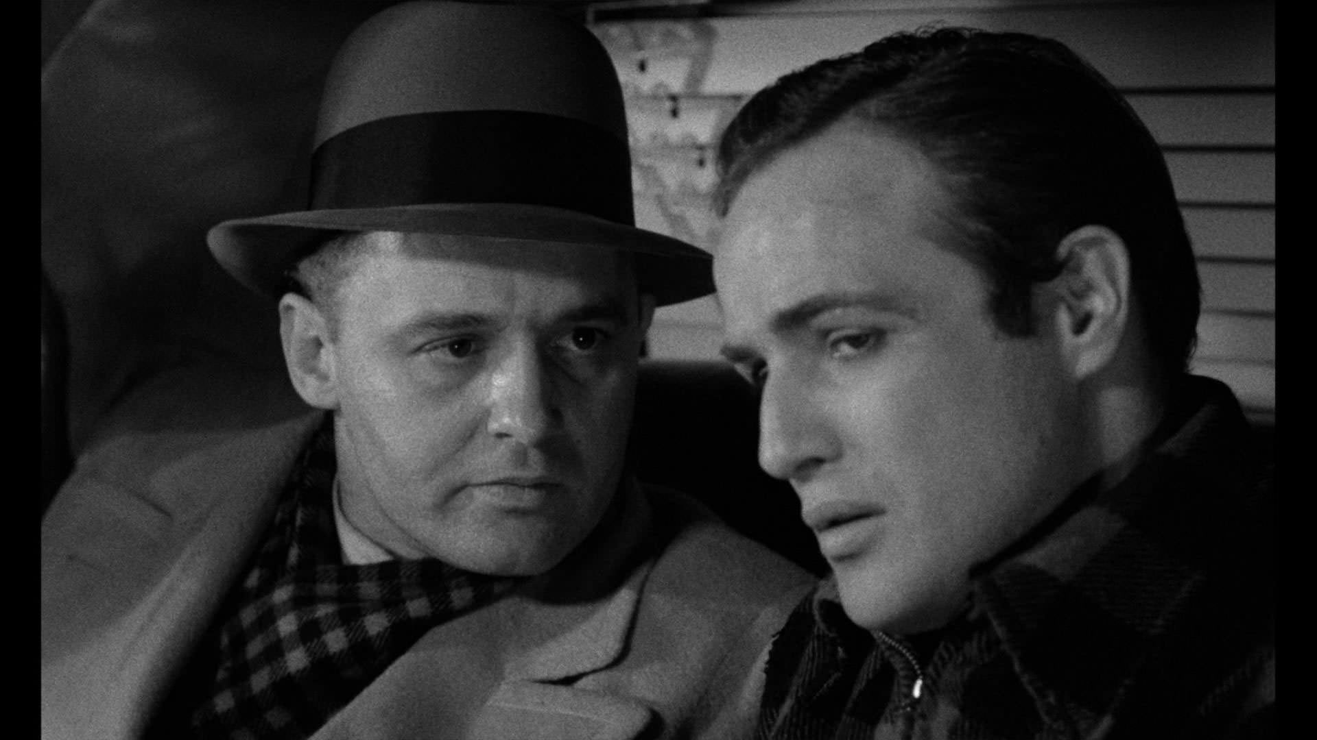 On the Waterfront - Capture Blu-ray 1.66