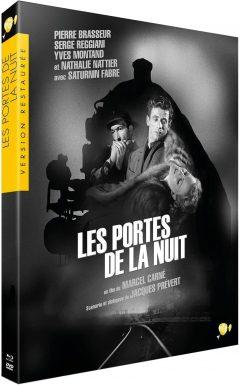 Les Portes de la nuit (1946) de Marcel Carné - Packshot Blu-ray