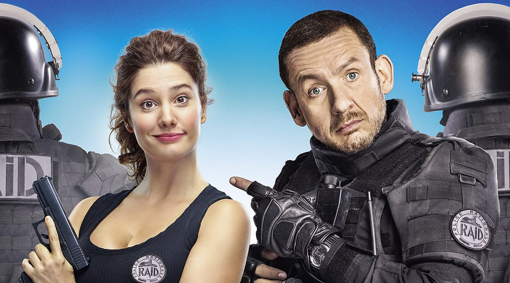 RAID Dingue (2016) de Dany Boon