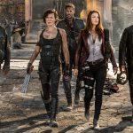 Resident Evil : Chapitre Final (2016) de Paul W.S. Anderson