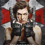 Resident Evil : Chapitre Final (2016) de Paul W.S. Anderson - Affiche Teaser