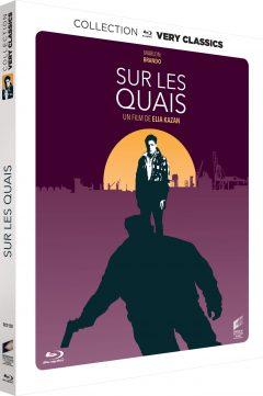 Sur les quais - Jaquette Blu-ray France