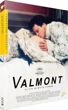 Valmont (1989) de Milos Forman - Packshot Blu-ray