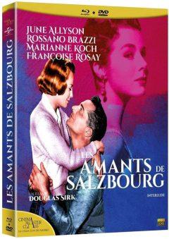 Les Amants de Salzbourg (1957) de Douglas Sirk - Packshot Blu-ray