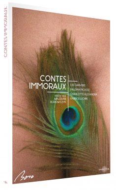 Coffret Walerian Borowczyk - Contes immoraux (BD/DVD)